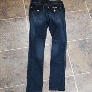 Hudson Jeans Bottoms - Hudson girls skinny jeans sz 14